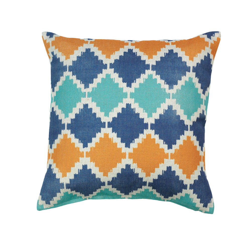 Throw Pillow Bulk : Wholesale Southwestern Diamond Throw Pillow - Buy Wholesale Pillows and Cushions