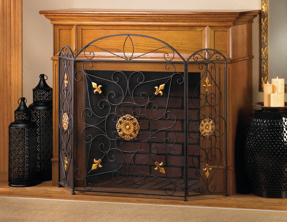 Wholesale Splendor Fireplace Screen Buy Wholesale Home Furnishings
