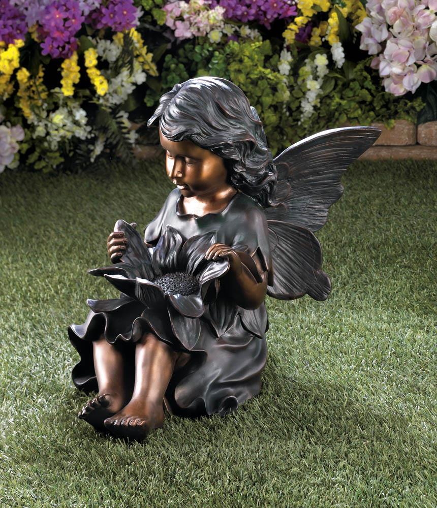 Wholesale Fairy Garden Statue - Buy Wholesale Garden Statues
