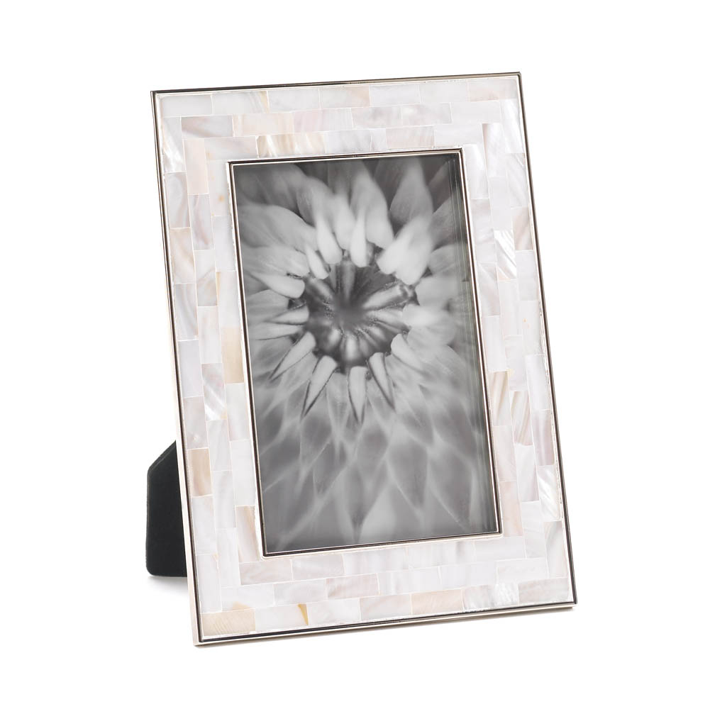 4x6 mother of pearl mosaic frame - Wholesale Photo Frames