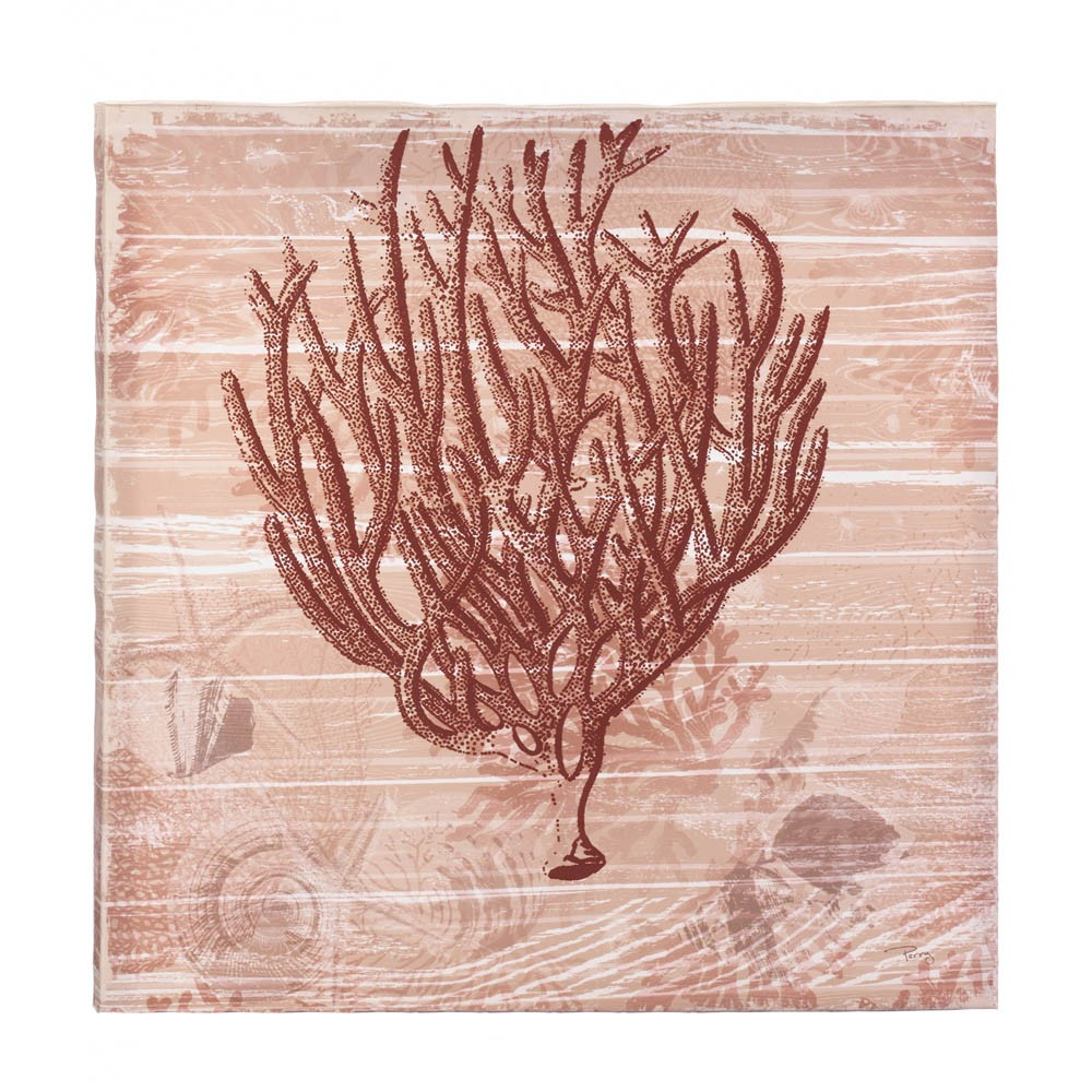 Wholesale seaside coral canvas wall art buy wholesale for Buy canvas wall art