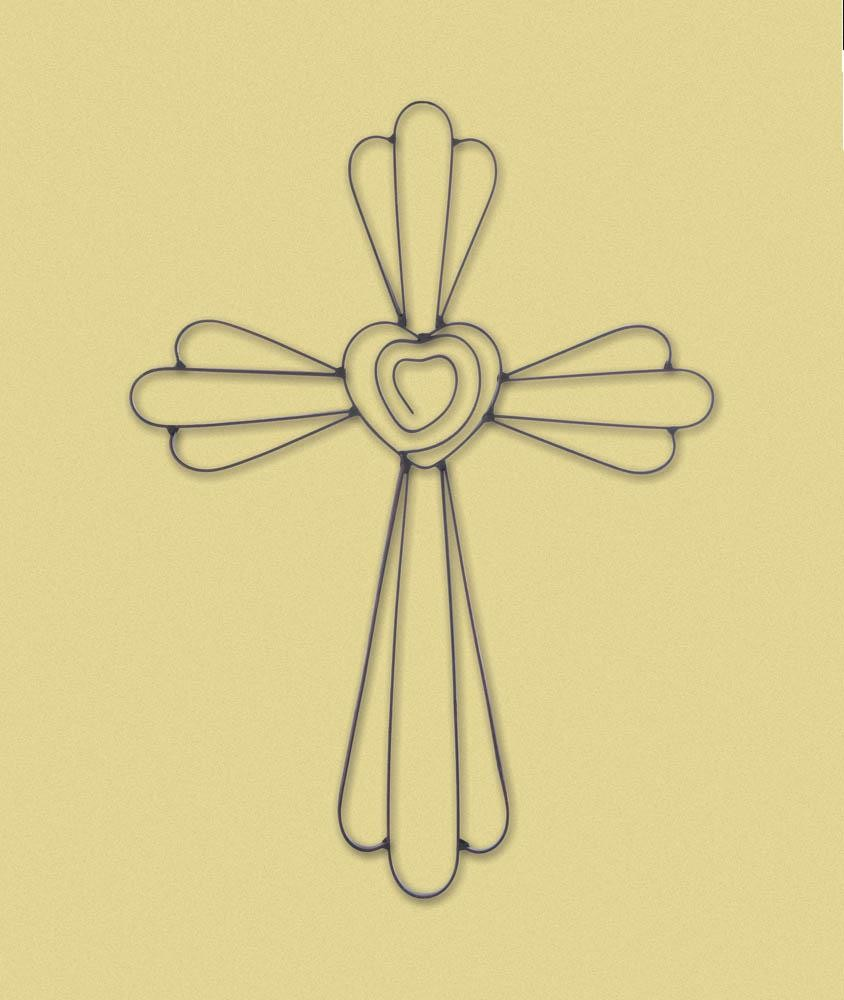 Wholesale Faith And Love Wall Cross - Buy Wholesale Crosses