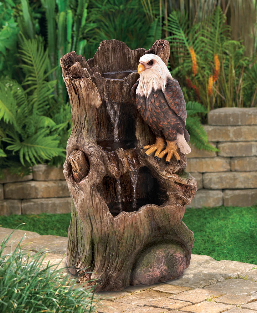 Wholesale Eagle Strength Water Fountain - Buy Wholesale Fountains