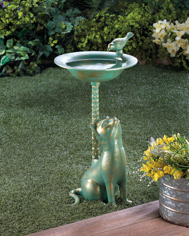 Wholesale Cat Birdbath Buy Wholesale Bird Baths