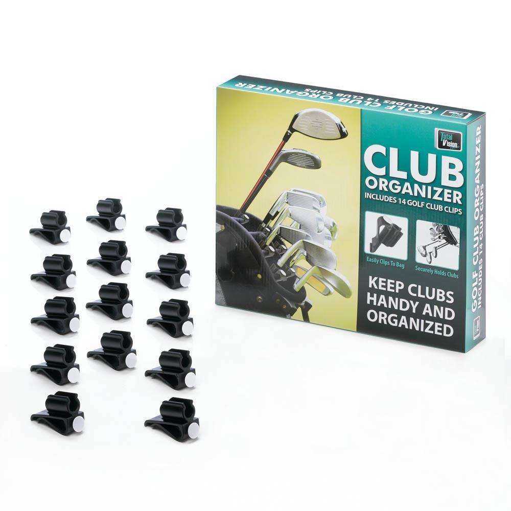 GOLF CLUB Organizers - 14Pc Set