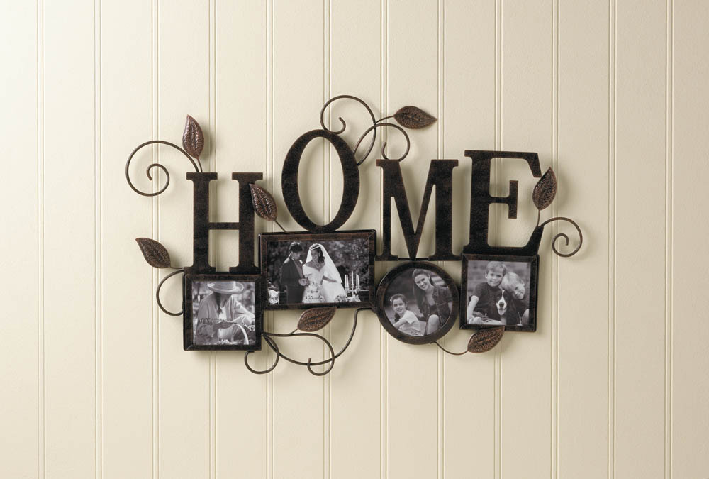 Wholesale Home 4-Photo Wall Frame - Buy Wholesale Picture Frames