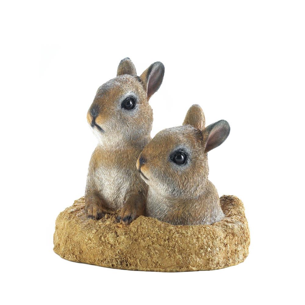 Wholesale Peek A Boo Garden Bunnies Decor For Sale At Bulk Cheap Prices!