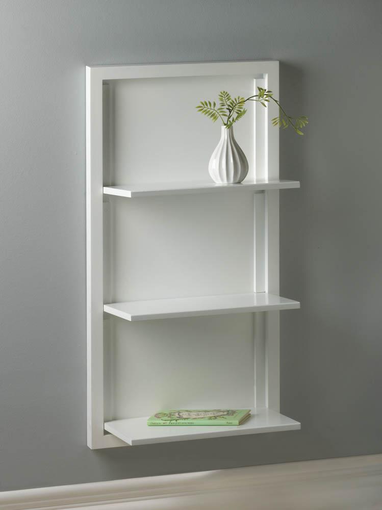 Enjoyable Wholesale White Folding Wall Shelf Download Free Architecture Designs Scobabritishbridgeorg
