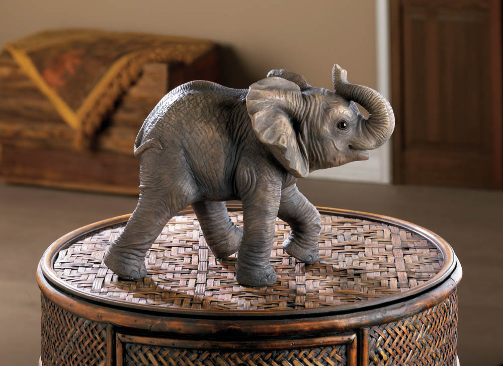 Wholesale Happy Elephant Figure