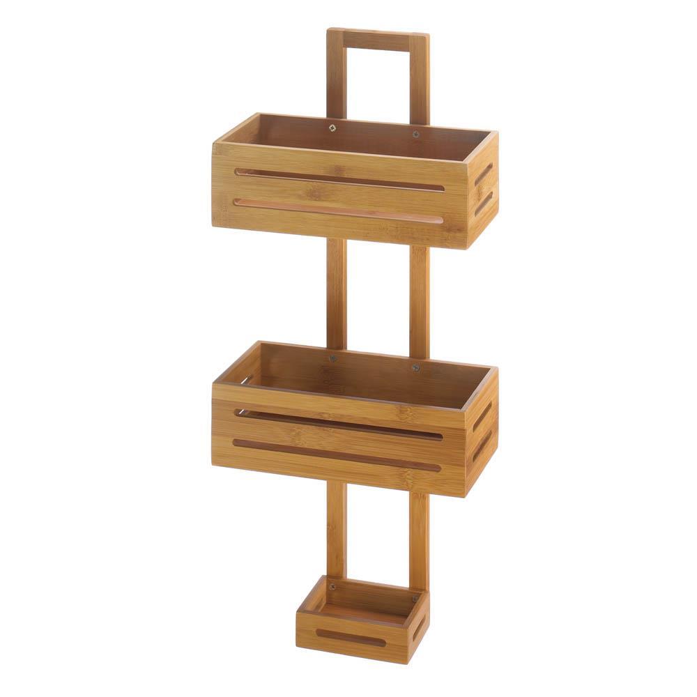 Wholesale Bamboo Shower Caddy - Buy Wholesale Bathroom Decor