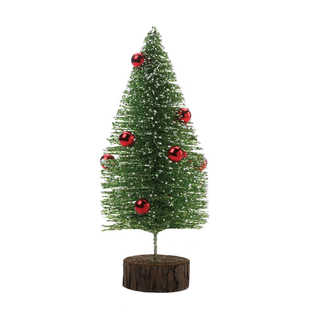Wholesale Short Glitter Tree With Ornaments