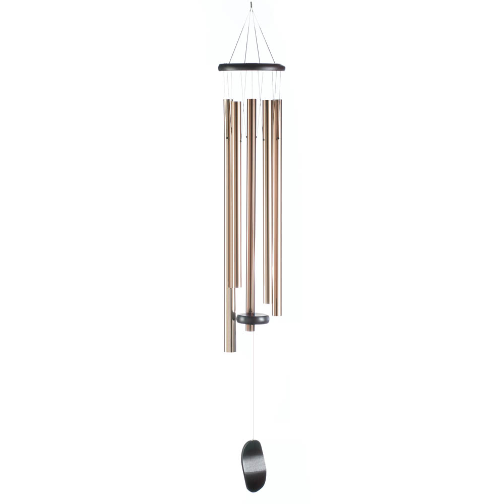 Wholesale Bronze Vista Wind Chime for sale at bulk cheap prices!