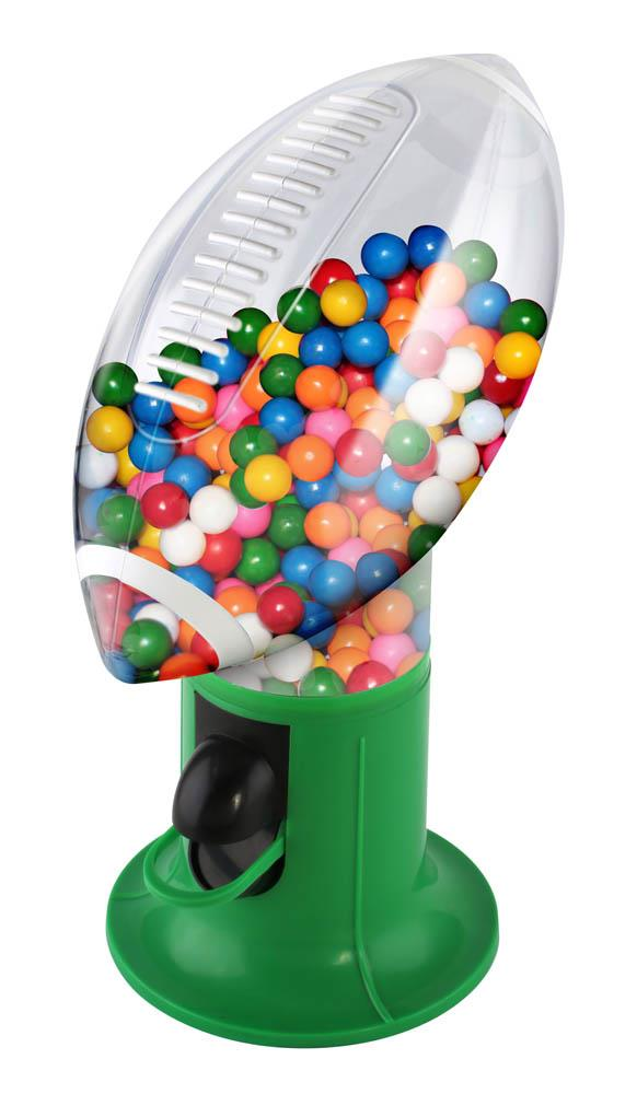 FOOTBALL Snack Dispenser With Sound