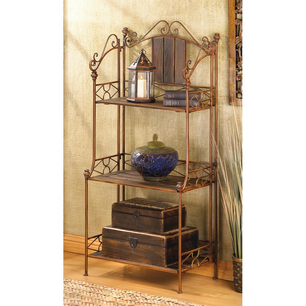 Decorative Items For Kitchen Shelves