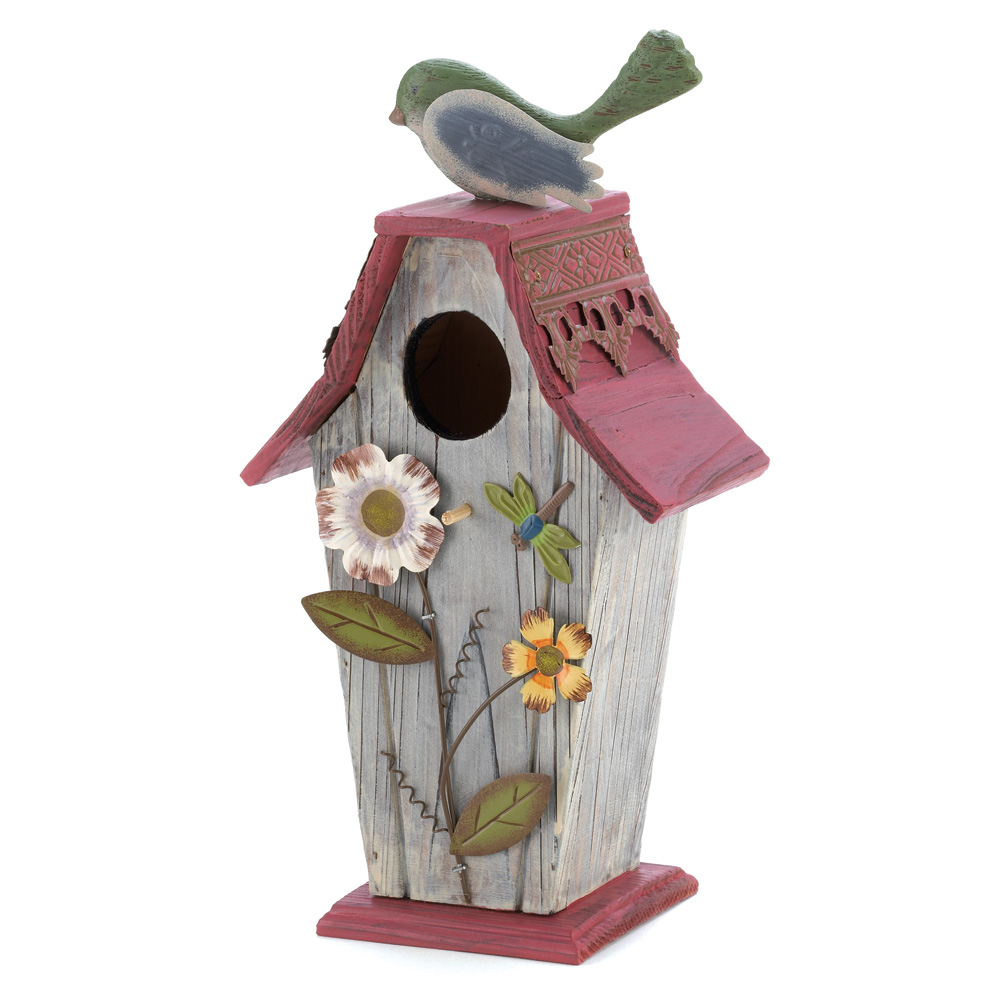 Wholesale Garden Cottage Birdhouse for sale at  bulk cheap prices!
