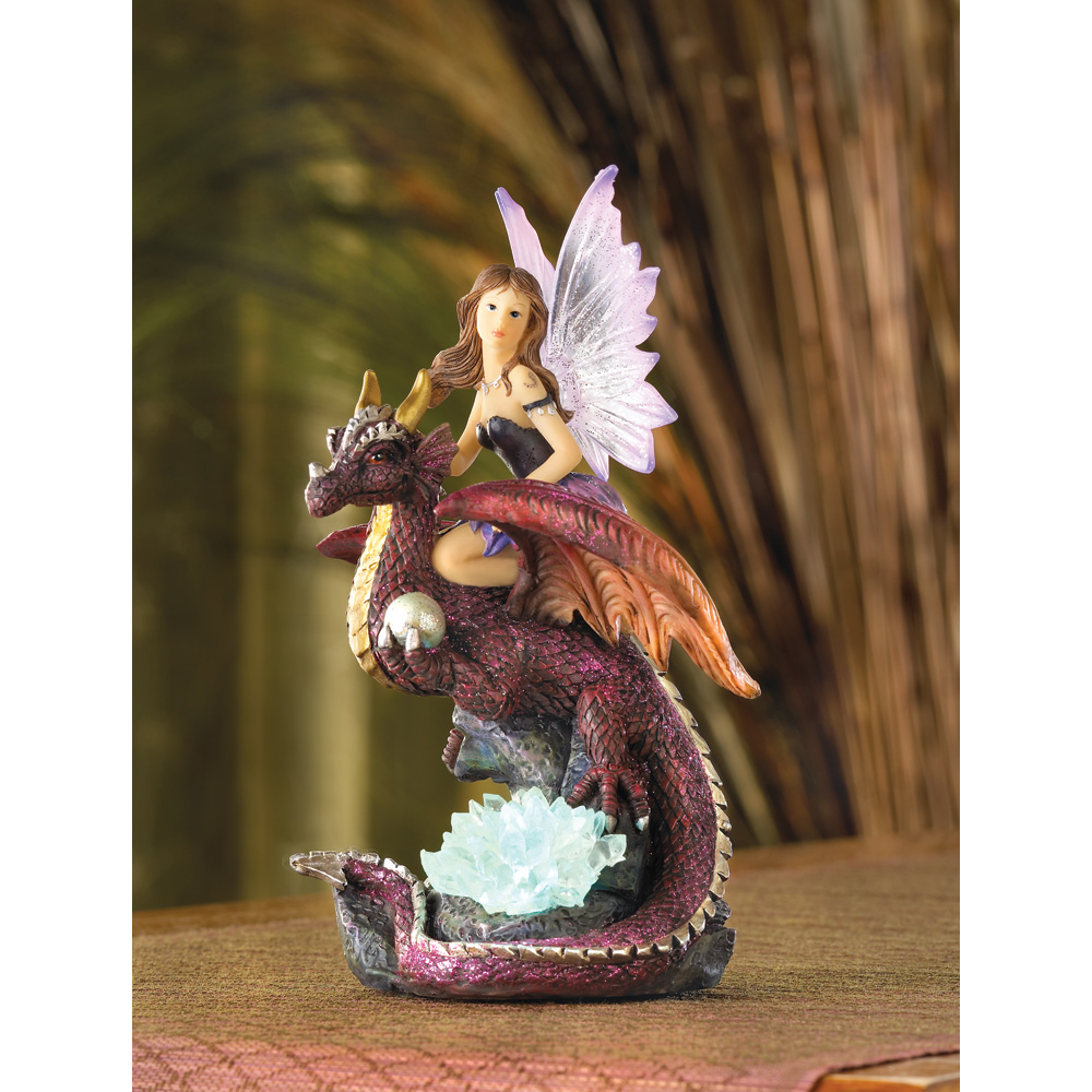 Wholesale Dragon Rider Figurine
