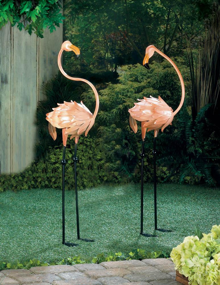 Wholesale Flamingo Garden Stakes Buy Wholesale Garden Statues