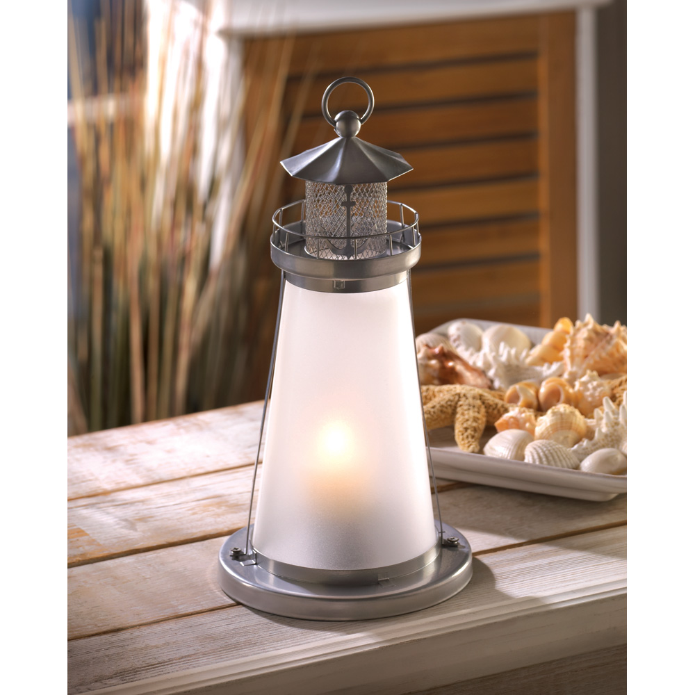 wholesale lookout lighthouse candle lamp buy wholesale. Black Bedroom Furniture Sets. Home Design Ideas