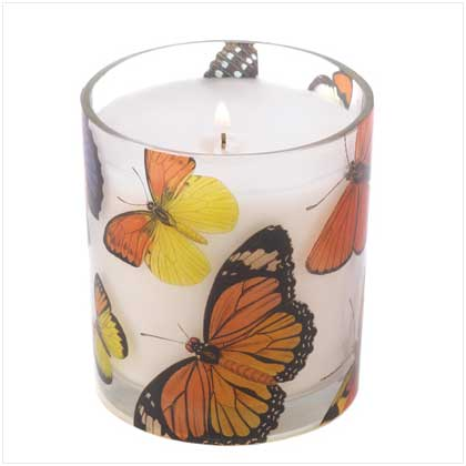 Wholesale Butterfly Fantasy Candle for sale at  bulk cheap prices!