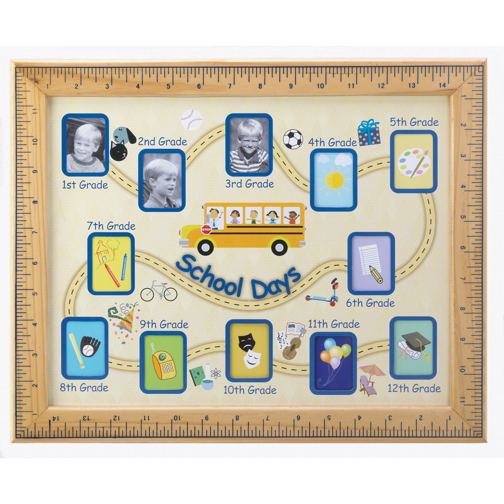 Wholesale school days photo frame buy wholesale picture frames wholesale school days photo frame for sale at bulk cheap prices jeuxipadfo Choice Image