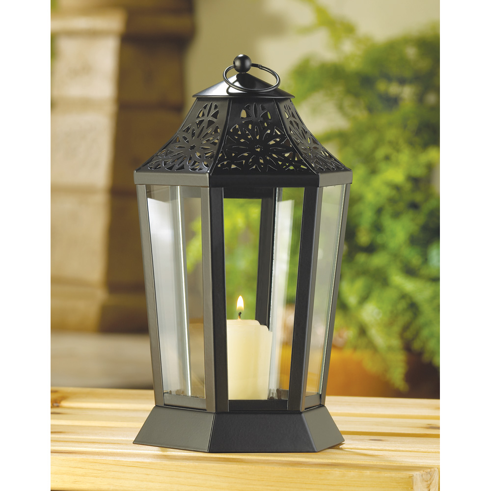 Wholesale midnight garden candle lantern buy