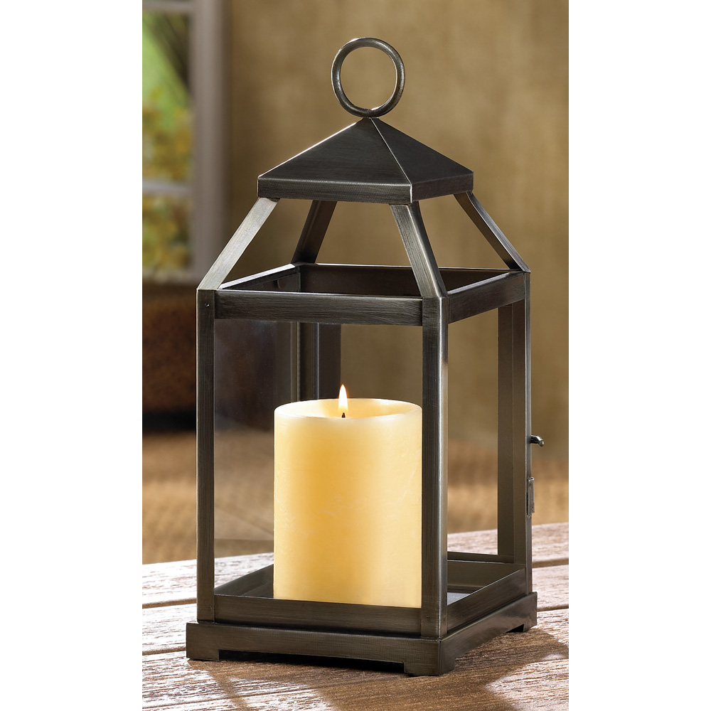Wholesale rustic silver contemporary candle lantern buy