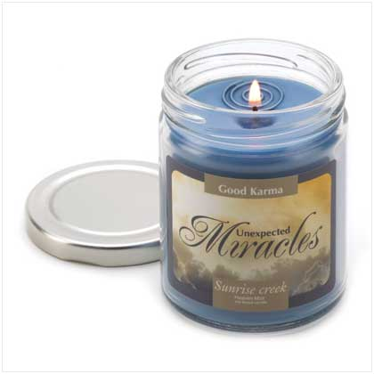 Wholesale Unexpected Miracles Candle for sale at  bulk cheap prices!