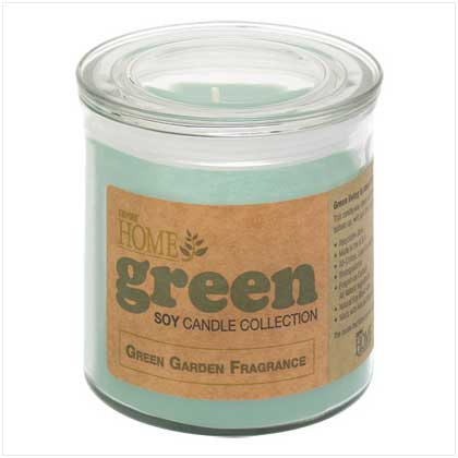 Green Garden Soy Candle