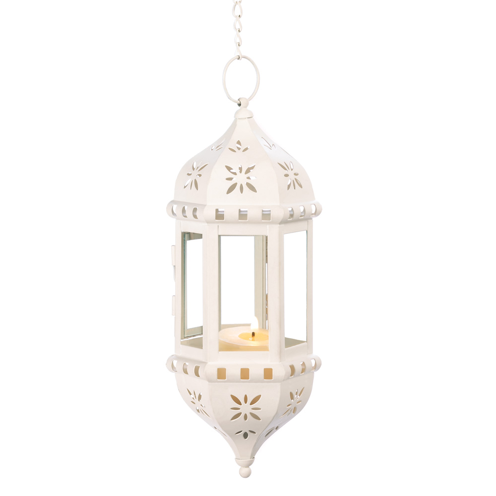 Wholesale Flower Tower Hanging Lantern for sale at bulk cheap prices!