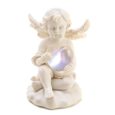 Wholesale Loves Glow Cupid Figurine for sale at  bulk cheap prices!