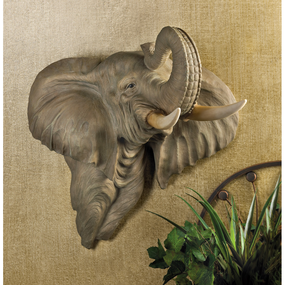 Wholesale elephant wall decoration buy wholesale wall decor for Decoration elephant