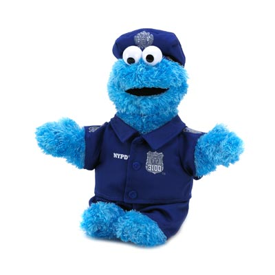 Wholesale Sesame St. Nypd Cookie Monster for sale at  bulk cheap prices!