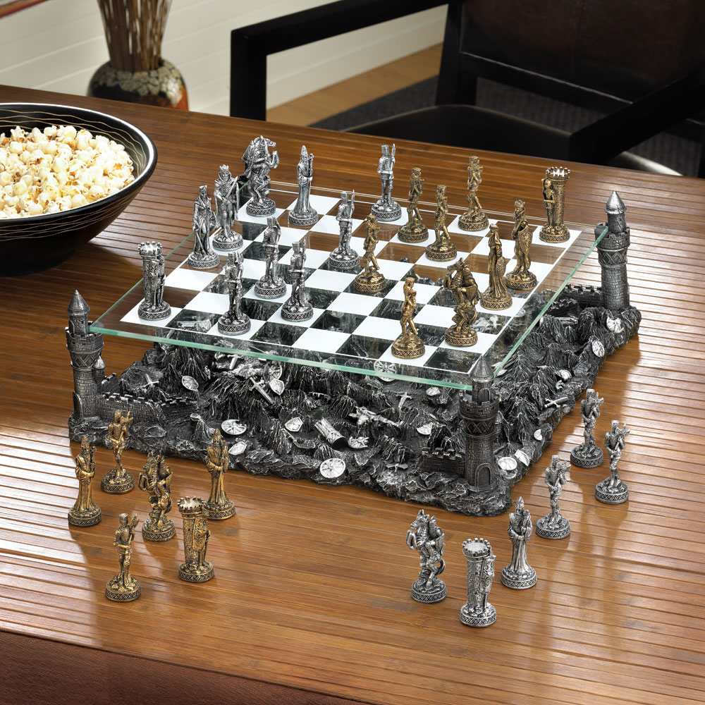 Wholesale Warrior Chess Set For Sale At Bulk Cheap Prices!