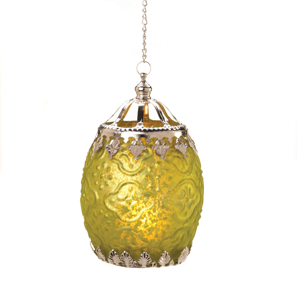 Wholesale Citron Filigree Candle Lantern for sale at  bulk cheap prices!