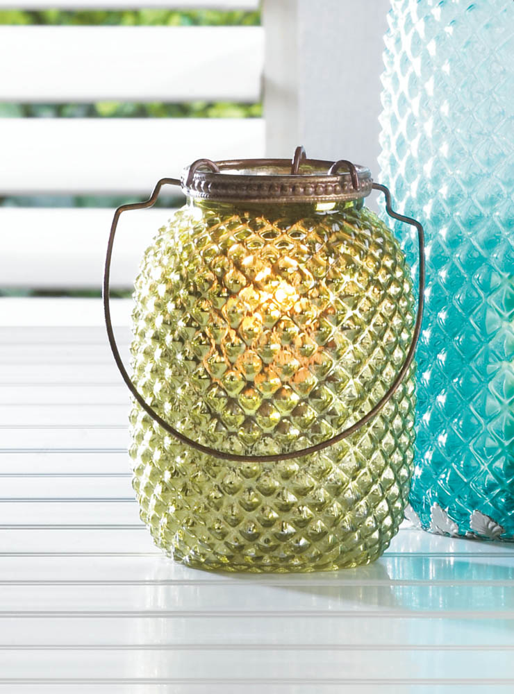 Wholesale Small Diamond Candle Lantern for sale at  bulk cheap prices!