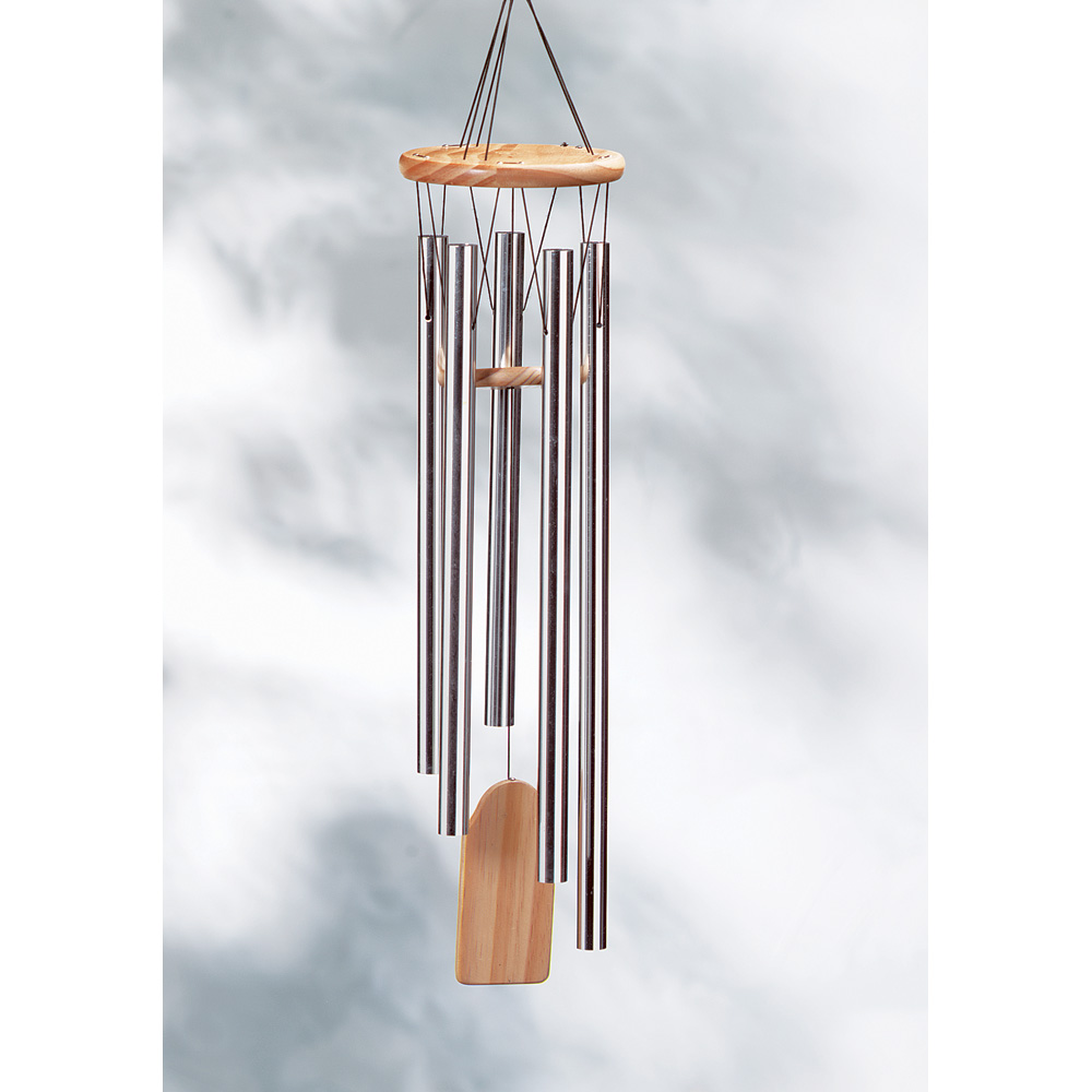 Large wind chimes for sale - Wood And Aluminum Wind Chimes
