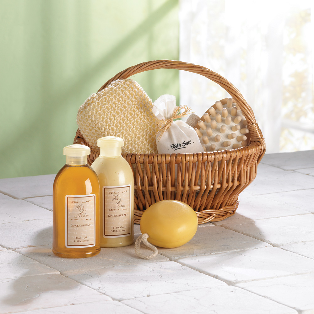 Wholesale Gingertherapy Bath Set For Sale At Bulk Cheap Prices!