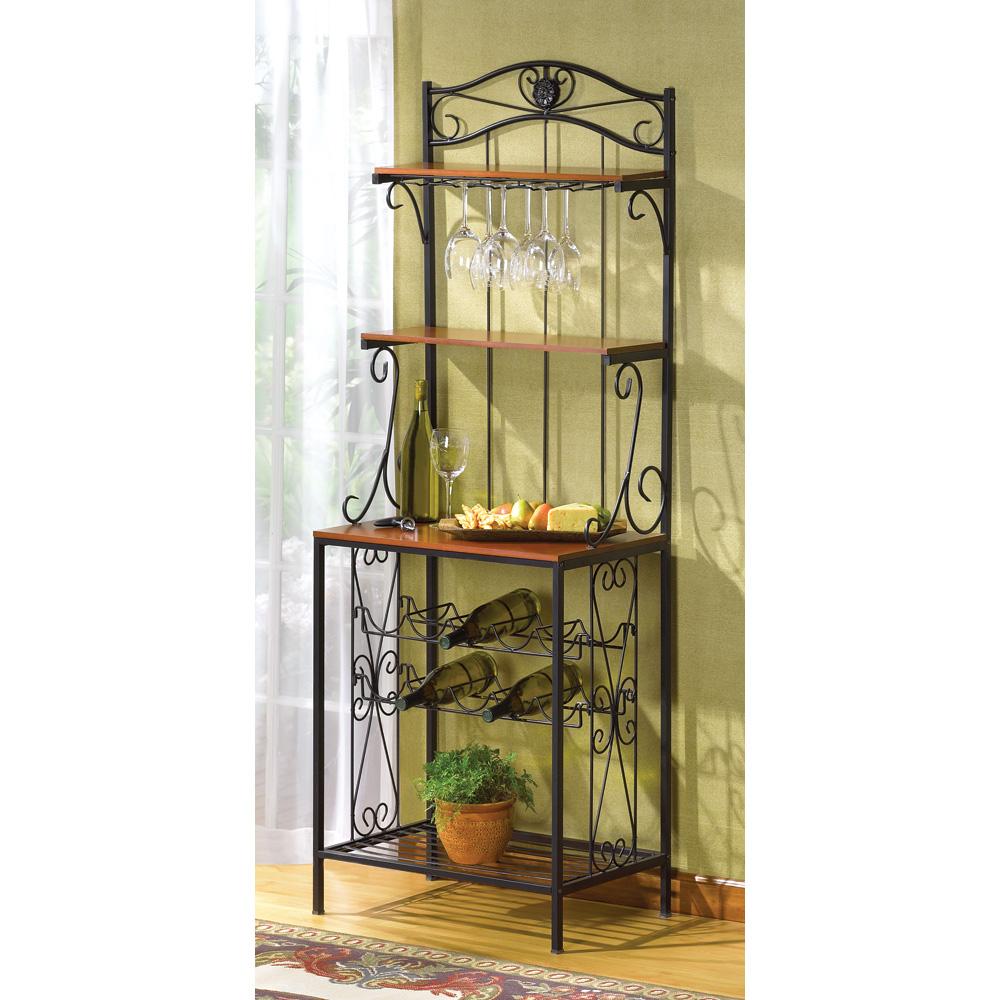 wholesale wood metal wine rack shelf for sale at bulk cheap prices - Metal Wine Rack