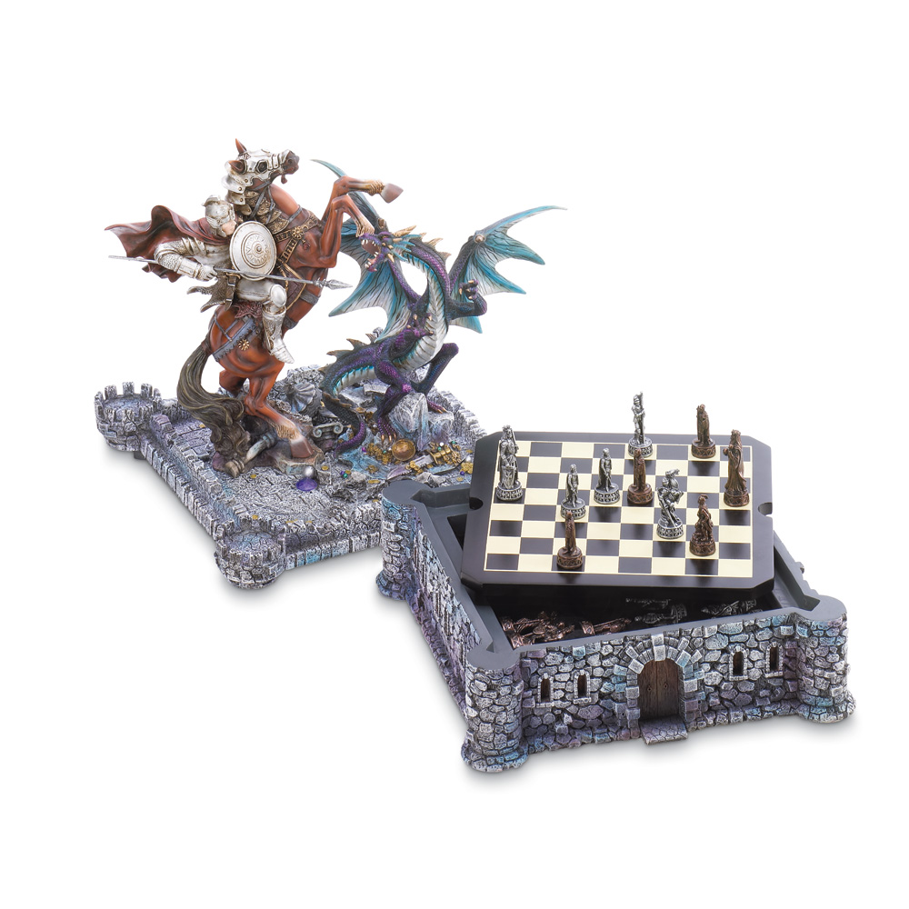 Dragon Chess Set