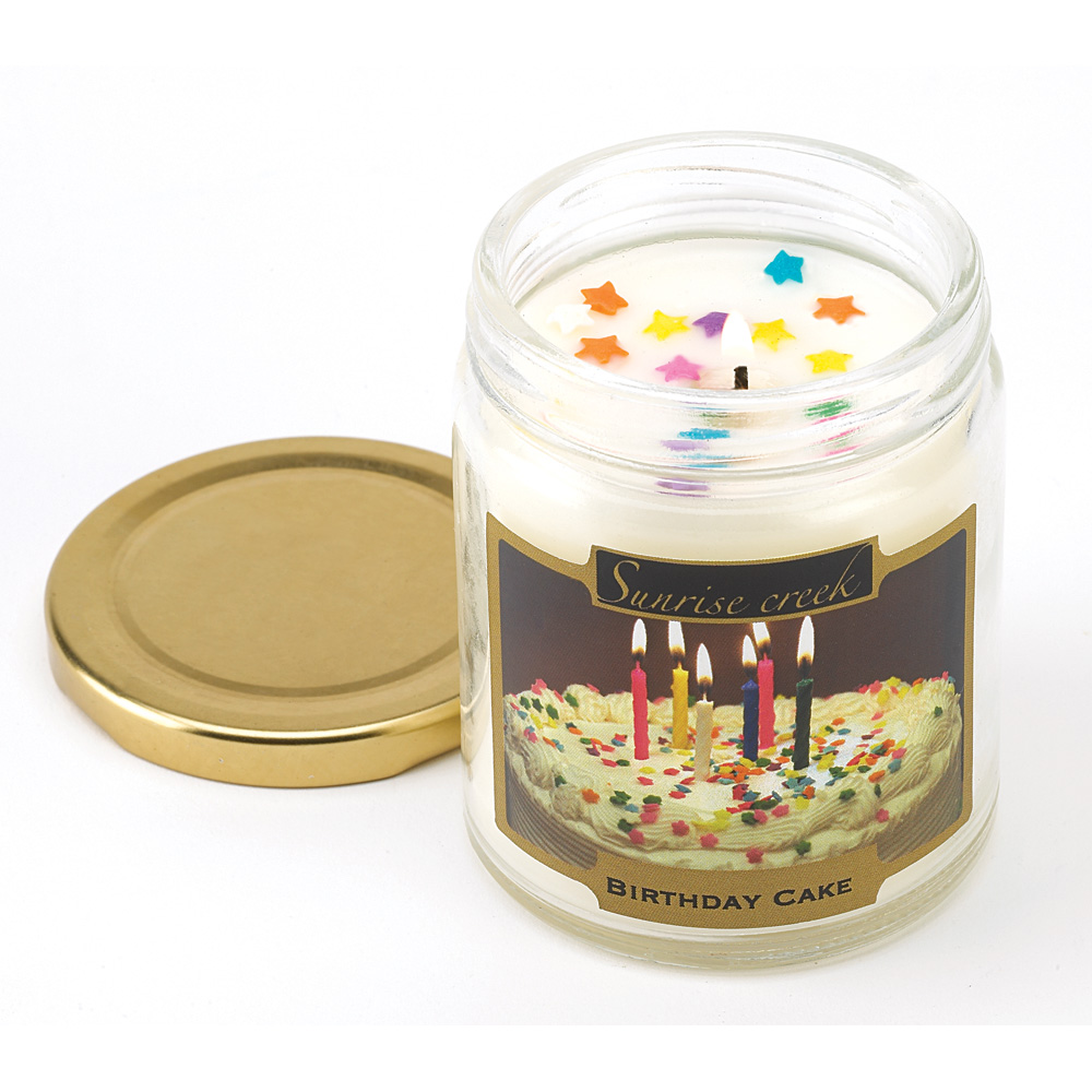 Wholesale Birthday Cake Scent Candle for sale at bulk cheap prices!