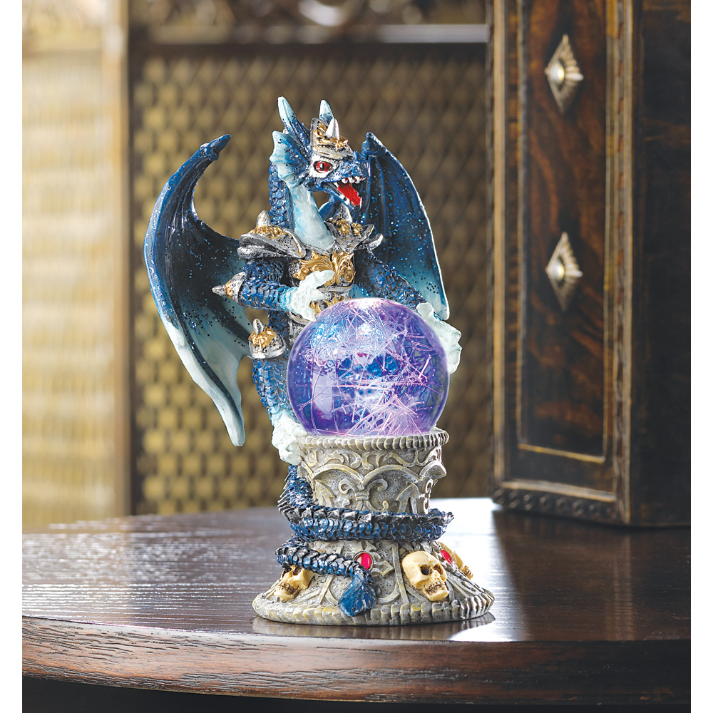 Wholesale Color-Change Dragon Figurine for sale at bulk cheap prices!