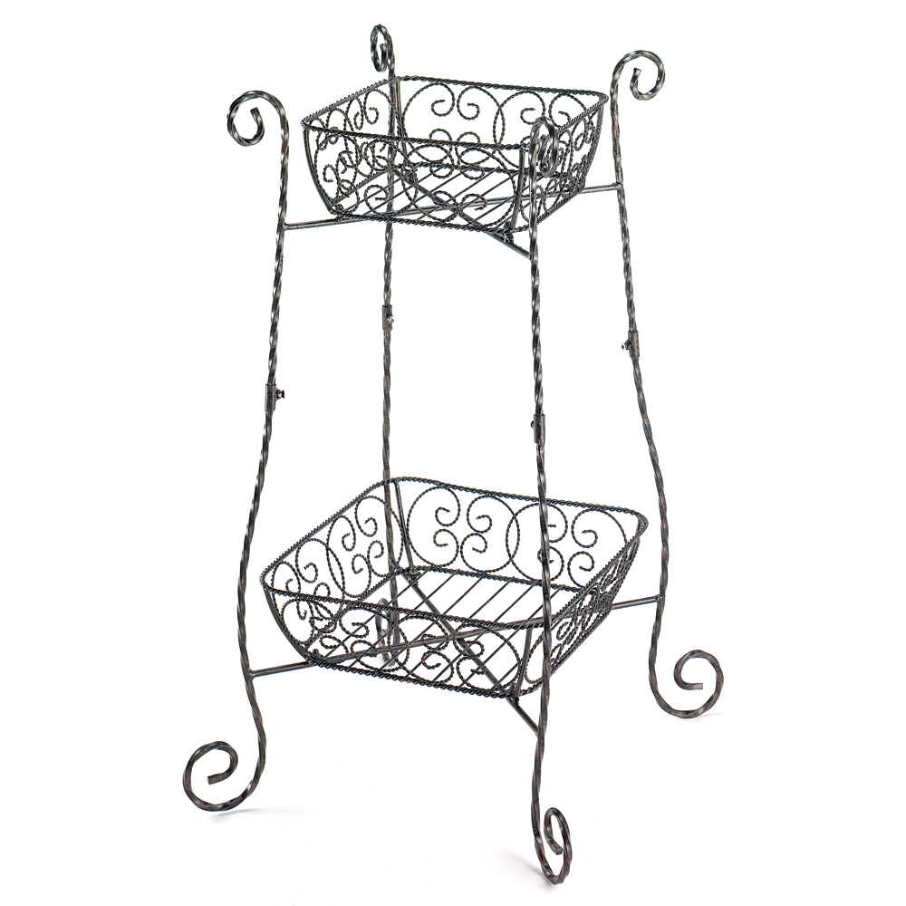 Wholesale Wire Basket Plant Stand - Buy Wholesale Baskets