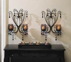 Wholesale Midnight Elegance Wall Sconces for sale at bulk cheap prices!
