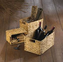 Wholesale Rectangular Nesting Baskets for sale at bulk cheap prices!