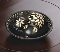Ebony Decorative Ball Set