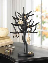 Wholesale Black Tree Jewelry Stand for sale at bulk cheap prices!