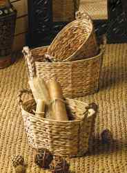 Wholesale Rural Woven Nesting Baskets for sale at bulk cheap prices!