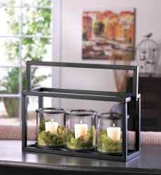 Ironside Candle Display