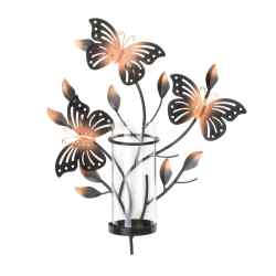 Wholesale Bouncy Butterfly Wall Sconce for sale at bulk cheap prices!