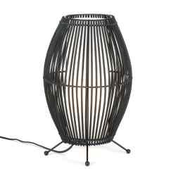 Metal Slat Convex Lamp